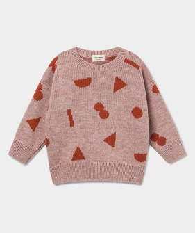 Stuff Jacquard Jumper #110 ★ONLY 4-5Y★