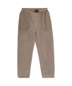 Ewan Teddy Pants - Camel