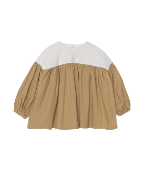 Heidi Blouse  - Olive ★ONLY 10Y★