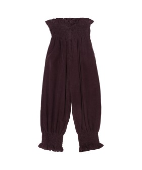 Bambi Pants Micropana - Burgundy ★ONLY 8Y★