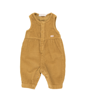 Cord One-Piece - Mustard  ★ONLY 18M★