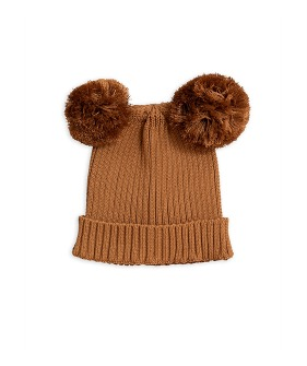 Ear Hat -  Brown