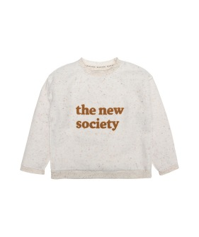 TNS Winter Sweater  - Ecru ★ONLY 3Y★
