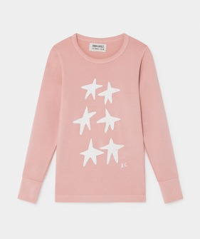 Stars Long Sleeve T-Shirt #242 ★ONLY 2-3Y★