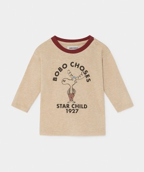 The Moose Long Sleeve T-shirt #130 ★ONLY 12-18M★
