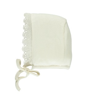 Bebe Bonnet - Ecru ★ONLY 18-24M★
