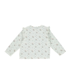 Kaia Blouse - Winter Blossom