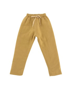 Doble Tavi Pants - Mustard