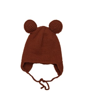 Remy Mouse Hat - Rust ★ONLY 2-3Y★