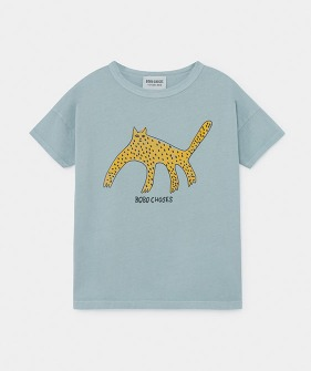 Leopard T-Shirt  (Kid) #01006