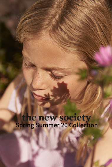 The New Society SS20 Look Book