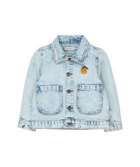 Denim Jacket - Snowy Blue ★ONLY 4Y★