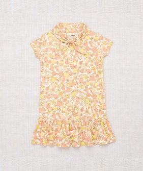 Scout Dress - Sunflower Orchard Print