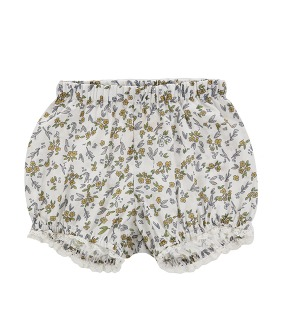 Poppy Bloomers - Yellow meadow Floral