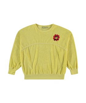 Sweatshirt F-285 - Goldfinch