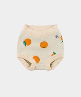 Oranges Knitted Culotte (Baby) #00098