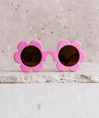 Daisy Kids Sunglasses - Bubblegum