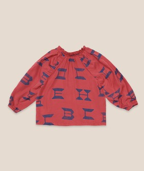 Bobo Choses All Over Blouse #01055