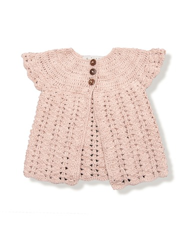 Bella Cardigan - Dusty Pink