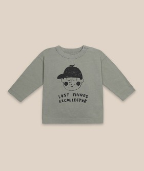 Boy Long Sleeve T-Shirt (Baby) #00003