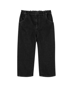 MS057 Jean - Washed Black