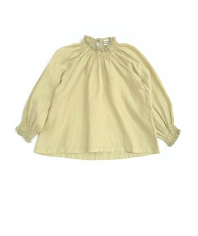 Linen Blouse #20224 - Haze ★ONLY 8Y★