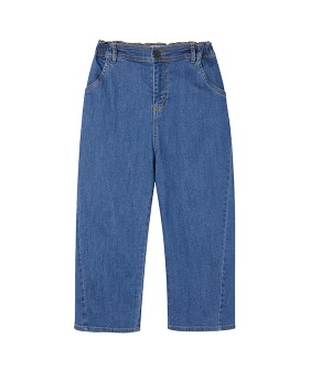 MS057 Jean - Stonewashed Blue