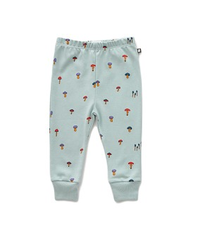 Baby Leggings  - Sky Grey ★ONLY 12-18M★