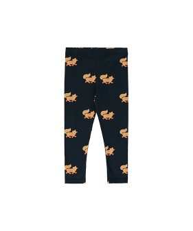 """Foxes"" Pant - Navy/Camel"
