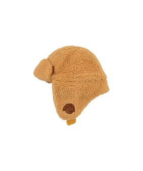 """Tiny Dog"" Sherpa Chapka - Camel ★ONLY L★"