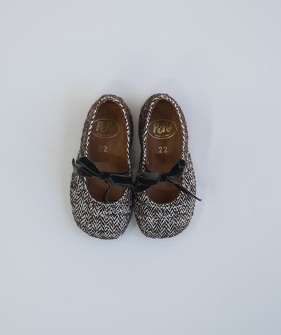 Pepe Shoes #275V - Tess. Marrone