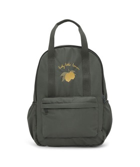 Loma Kids Backpack Junior - Moss Grey