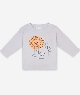Pet A Lion Long Sleeve T-shirt (Baby) #121AB013/904