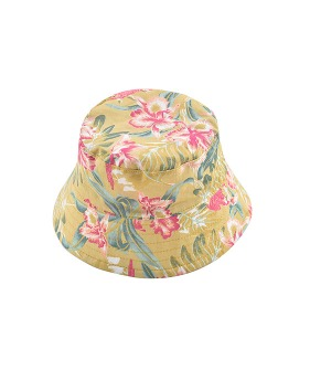 ◆2Drop◆ Lagik Sun Hat - Soft Honey Parrots