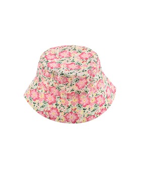 ◆2Drop◆ Lagik Sun Hat - Pink Meadow