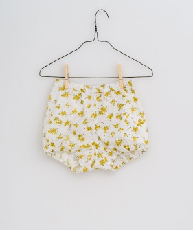 Poppy Bloomers -  Buttercup Floral