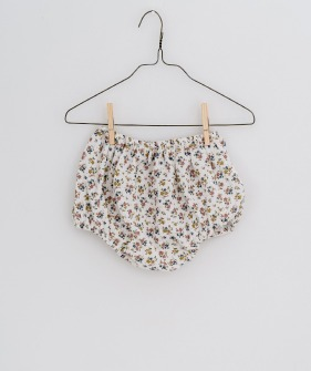 Charlie Bloomers -  Muslin Aster Floral