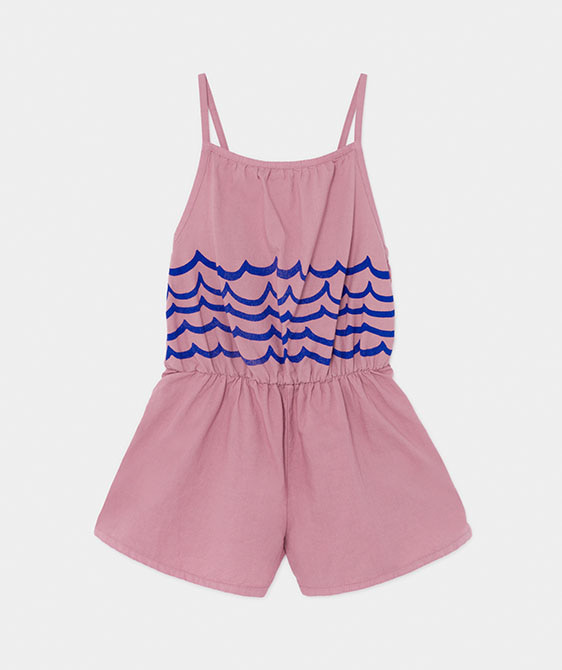 Waves Woven Playsuit (Kid) #01101