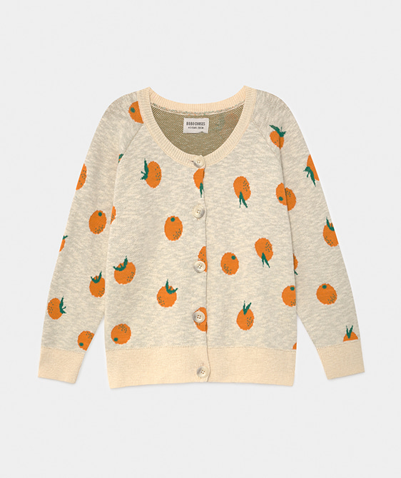Oranges Knitted Cardigan (Kid) #01186 ★ONLY 4-5Y★