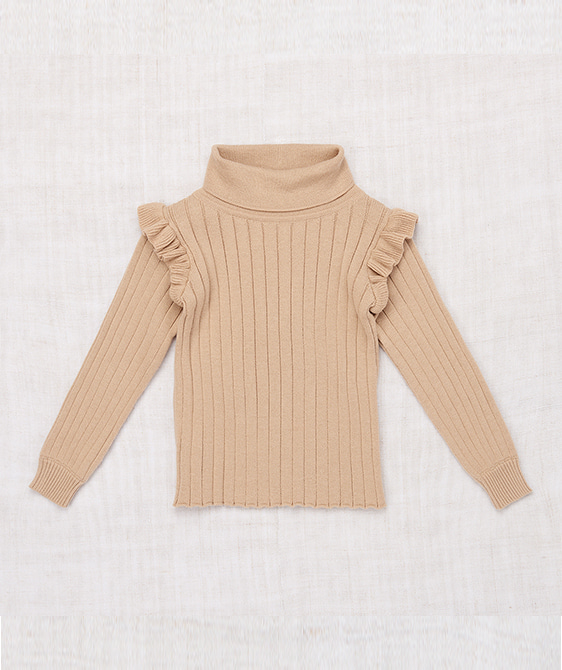 Ida Turtleneck - Alabaster