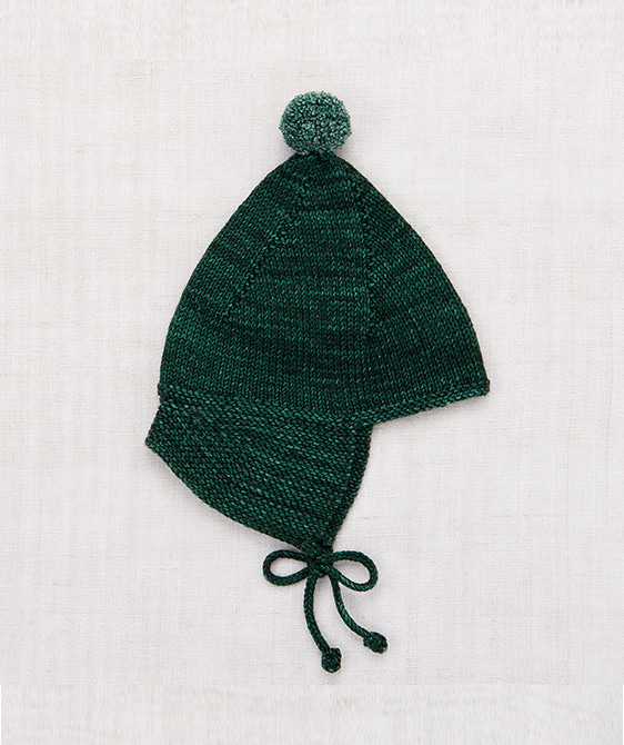 Pointy Peak Hat - Laurel ★ONLY 12-24M★