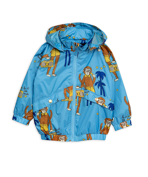 Cool Monkey Sporty Jacket - Light Blue