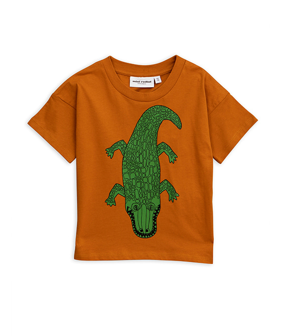 Crocco Sp Tee - Brown