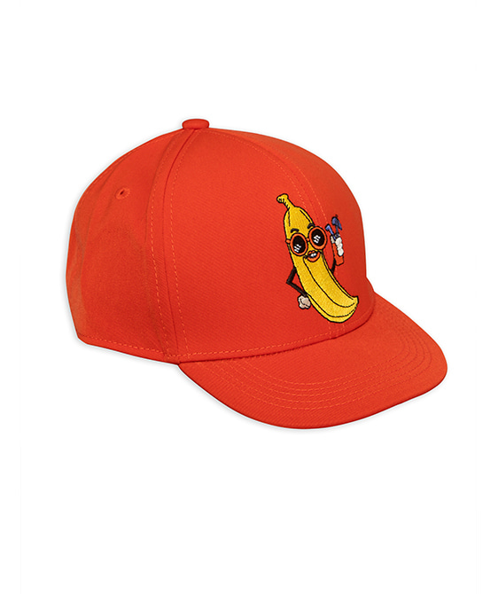 Banana Trucker Cap - Red ★LAST ONE ★