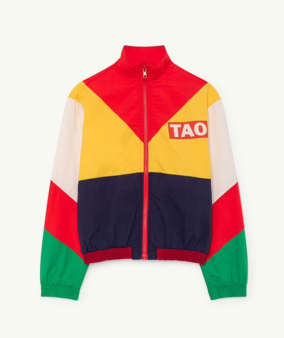 Fox Kids Jacket - Multicolor Tao