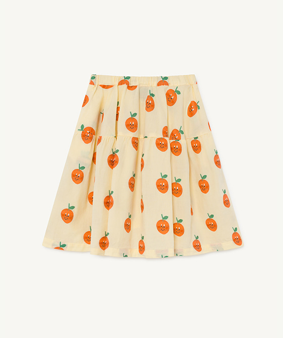 Turkey Kids Skirt - 001181_081_XX ★ONLY 2Y★