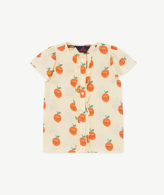 Parakeet Kids Blouse - 001188_081_XX ★ONLY 6Y★