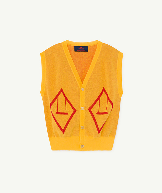 Bat Kids Vest - 001217_099_XX ★ONLY 4Y★