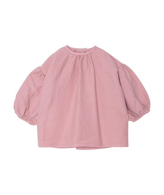 Balloon Blouse - Pink ★ONLY 8Y★