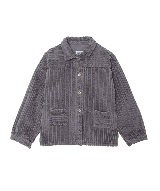 Corduroy Jacket   - Chestnut ★ONLY 4Y★